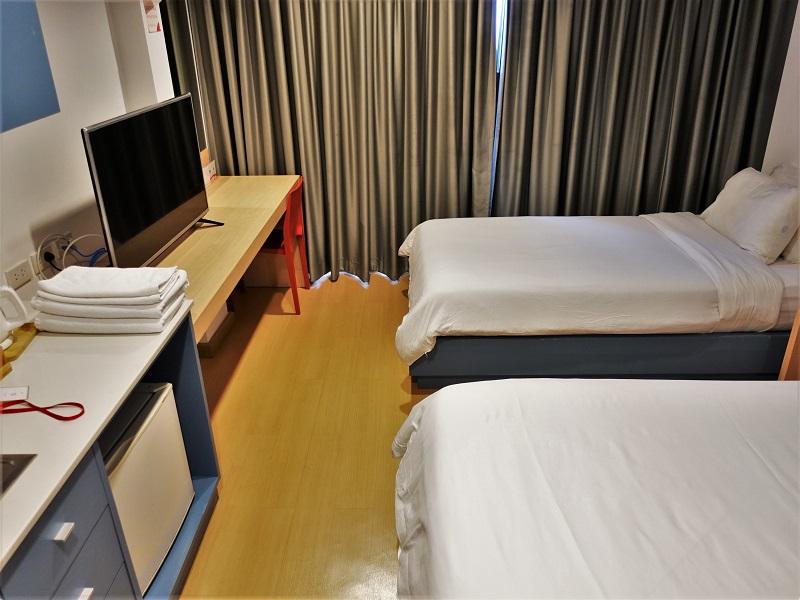 128バンコク(128 Bangkok)の客室