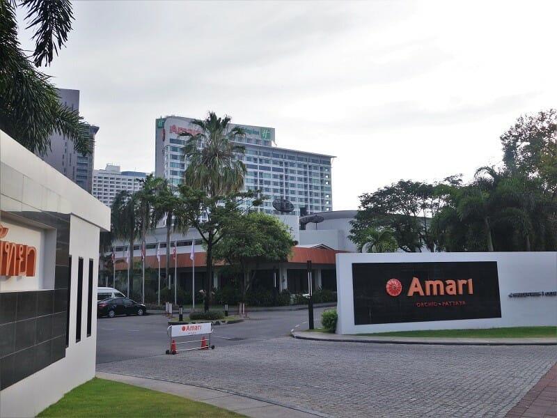 アマリオーシャンパタヤ(Amari Ocean Pattaya)
