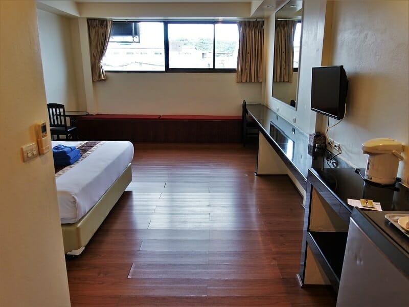 アットシーレジデンス(At Sea Residence)の部屋