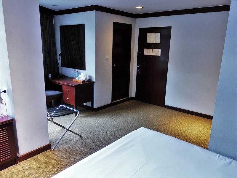 シティロッジバンコク(City Lodge Bangkok)の客室