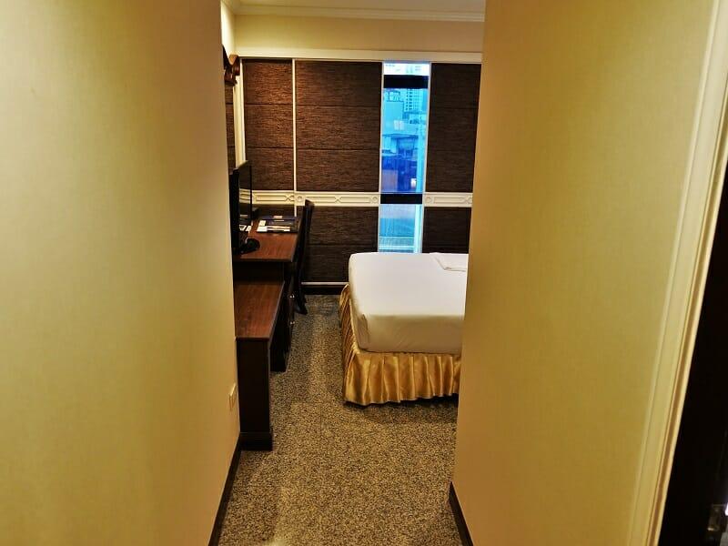 マジェスティックスイーツホテル(Majestic Suites Hotel)客室