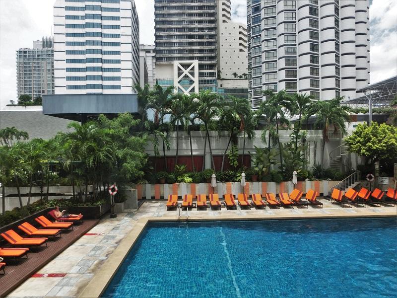 アンバサダーホテルバンコク(Ambassador Hotel Bangkok)のプール