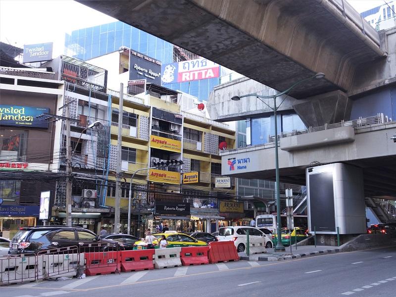 BTSナナ駅