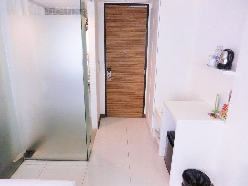シティン スクンビット 11 ナナ バンコク バイ コンパス ホスピタリティ(Citin Sukhumvit 11 Nana Bangkok by Compass Hospitality)の客室