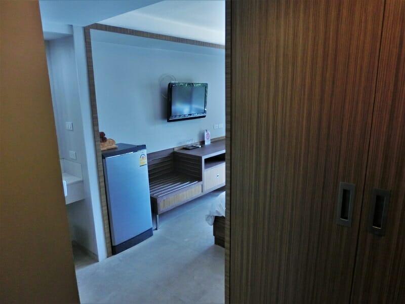 ハニーロッジ(honey lodge)の部屋