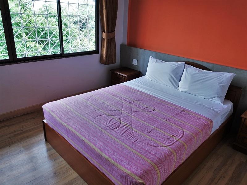 アトラスバンコクホテル(Atlas Bangkok Hotel)のベッド