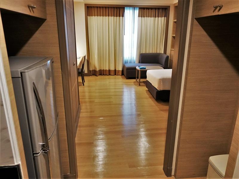 ジャスミンシティ(Jasmine City Hotel)の客室