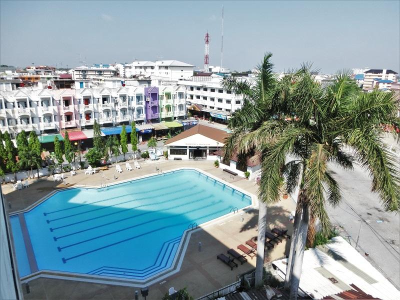 アユタヤ グランド ホテル(Ayutthaya Grand Hotel)プール