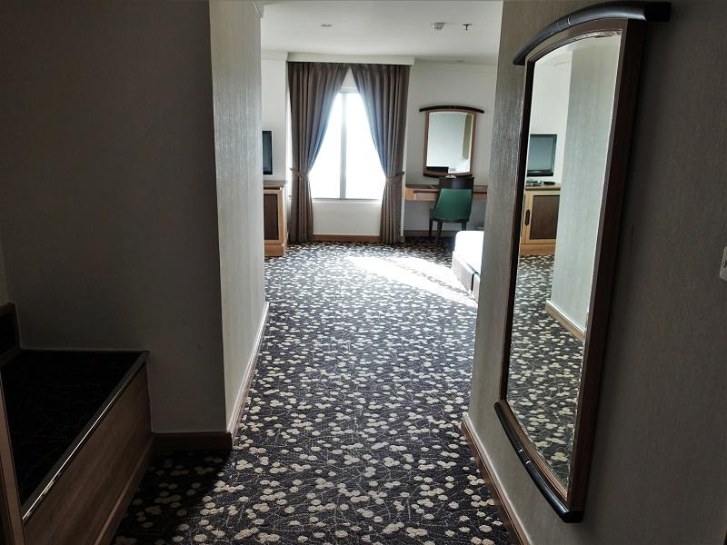 バイヨークスカイ ホテル(Baiyoke Sky Hotel)客室