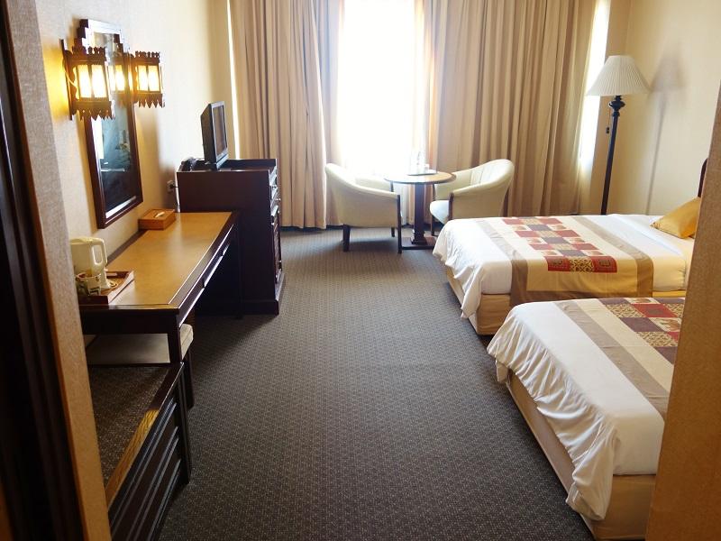 チェンマイ プラザ ホテル(Chiang Mai Plaza Hotel)客室