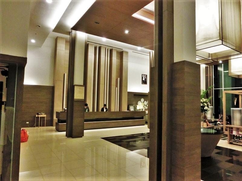 クラシックカメオ ホテル & サービスド アパートメンツ アユタヤ(Classic Kameo Hotel & Serviced Apartments, Ayutthaya)受付ロビー