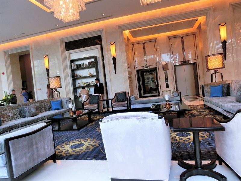 グランド センター ポイント ホテル ターミナル21(Grande Centre Point Hotel Terminal 21)待合スペース