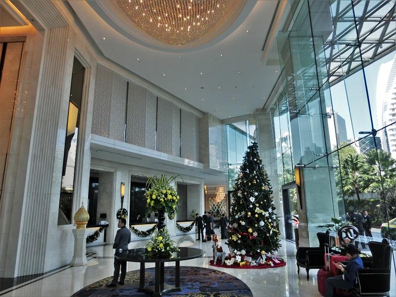 グランド センター ポイント ホテル ターミナル21(Grande Centre Point Hotel Terminal 21)受付