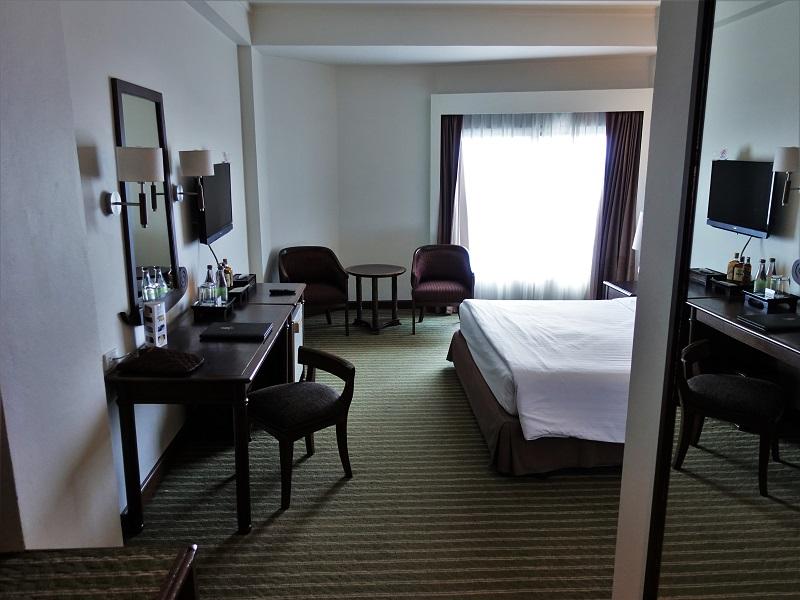 クルンシリ リバー ホテル(Krungsri River Hotel)客室