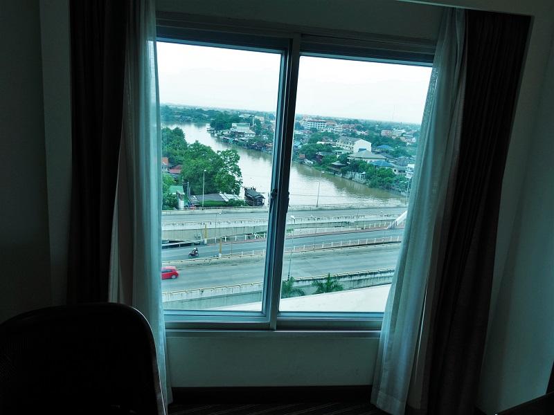 クルンシリ リバー ホテル(Krungsri River Hotel)景色