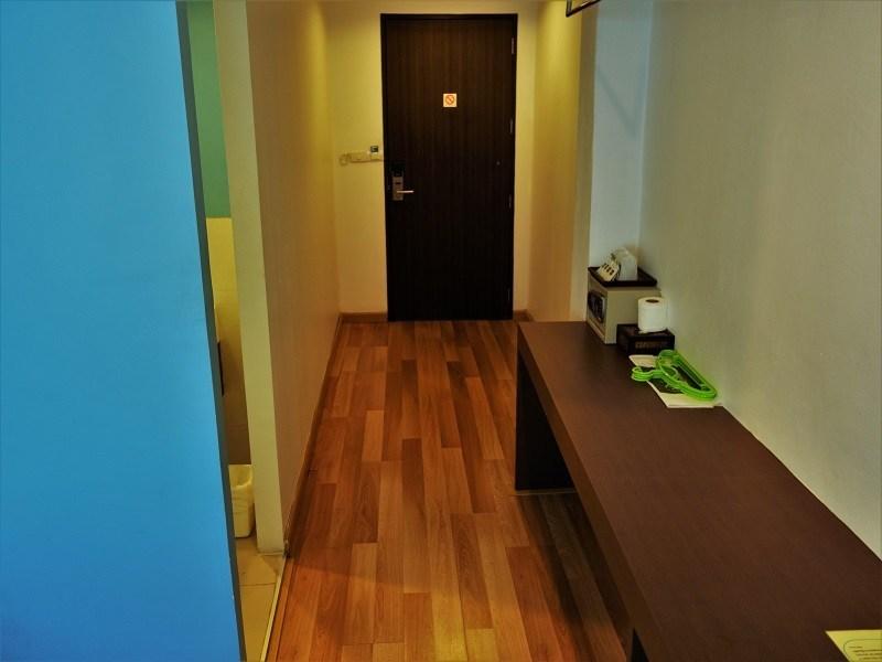 ナントラ シーロム ホテル(Nantra Silom Hotel)客室