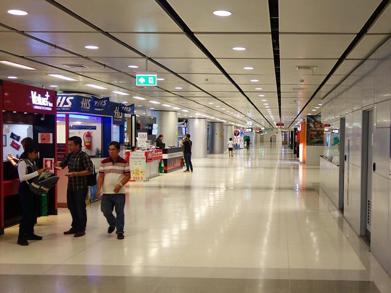 スワンナプーム国際空港・エアポートレールリンク