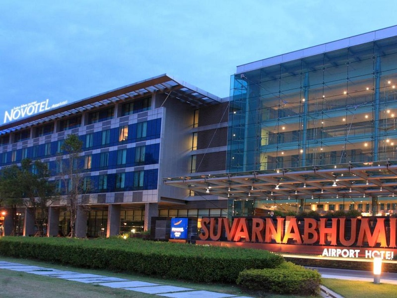 スワンナプーム国際空港・ノボテル スワンナブーム エアポート(Novotel Suvarnabhumi Airport)