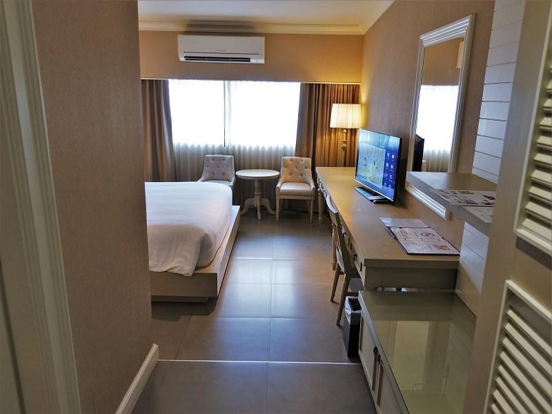 ザ ラヤ スラウォン バンコク(The Raya Surawong Bangkok)客室