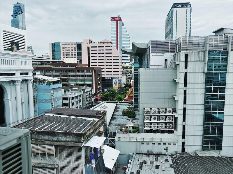 ザ ラヤ スラウォン バンコク(The Raya Surawong Bangkok)から見た景色