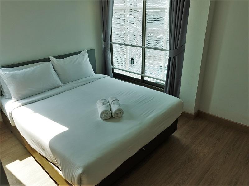 アレクサ・ホステル(ALEXA Hostel)ベッド
