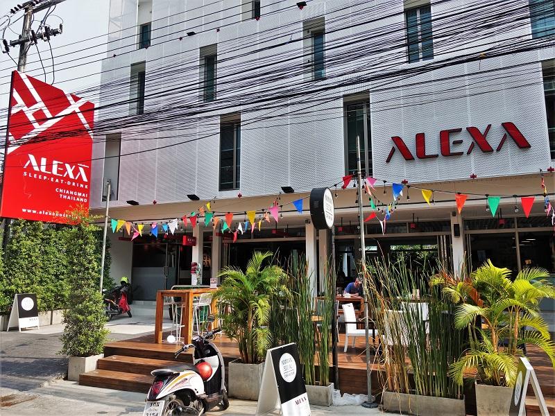 アレクサ・ホステル(ALEXA Hostel)