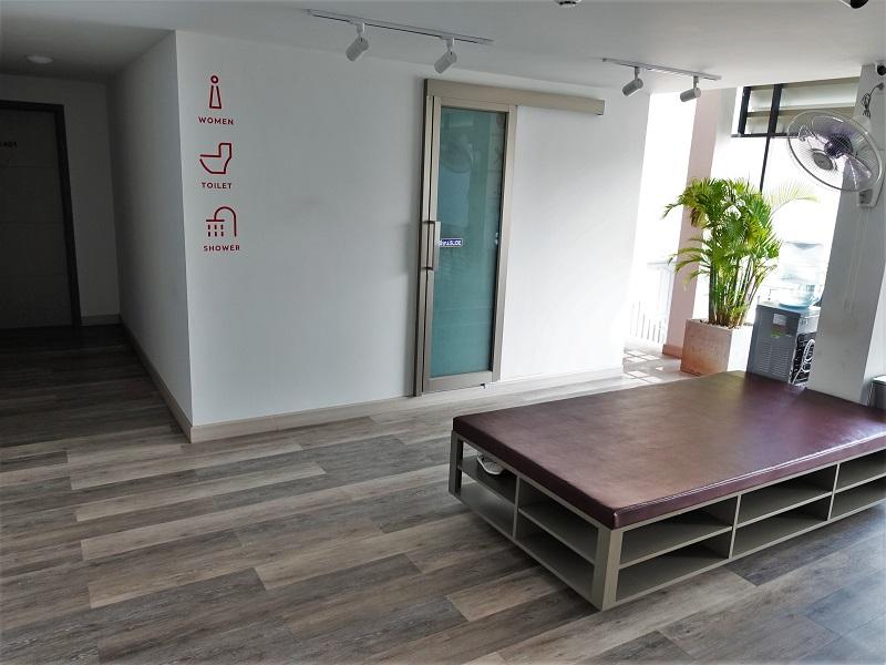 アレクサ・ホステル(ALEXA Hostel)共同スペース