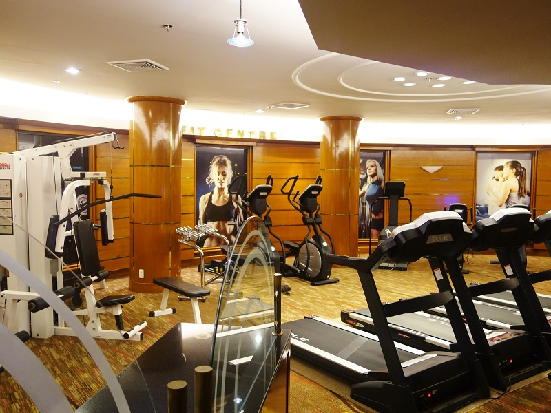 アマリ ドンムアン エアポート バンコク ホテル(Amari Don Muang Airport Bangkok)トレーニングジム