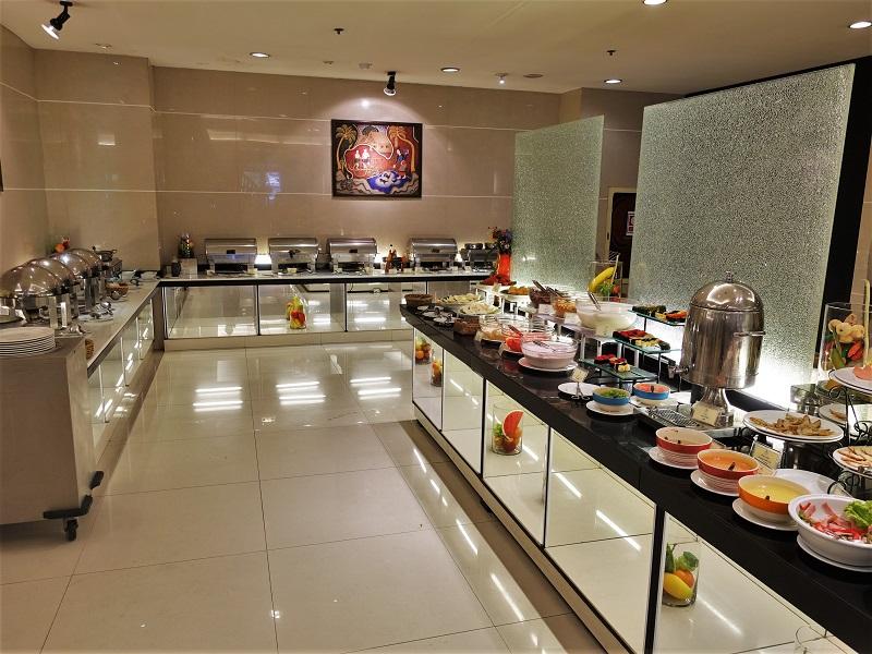アモーラ ターペー ホテル(Amora Tapae Hotel)朝食