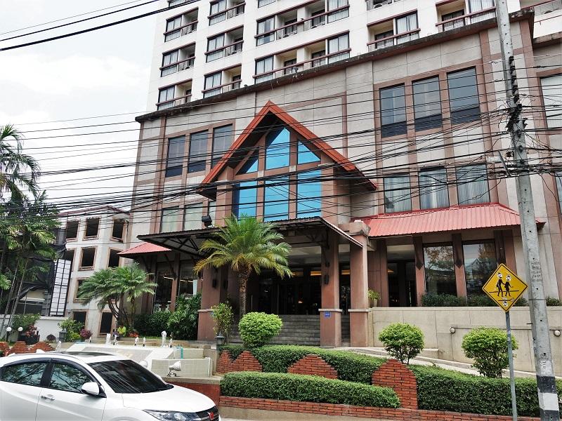 アモーラ ターペー ホテル(Amora Tapae Hotel)