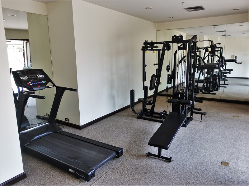 アモーラ ターペー ホテル(Amora Tapae Hotel)トレーニングルーム