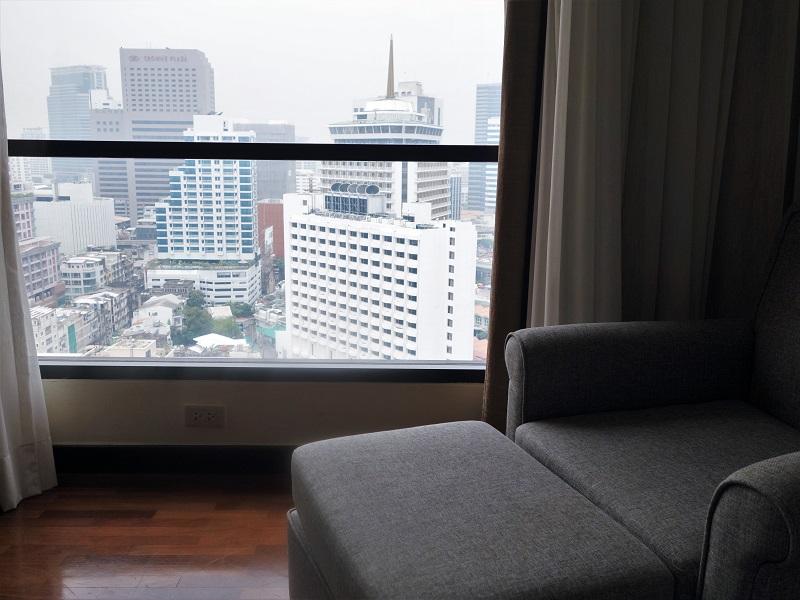 バンダラ スイーツ シーロム(Bandara Suites Silom)景色