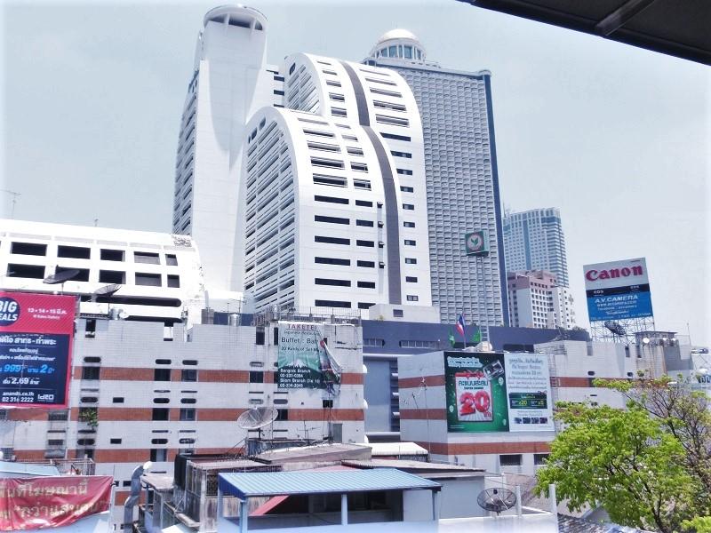 センターポイント シーロム ホテル(Centre Point Silom Hotel)