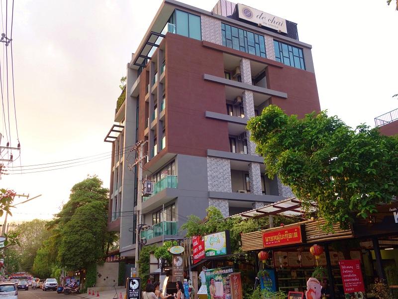デ チャイ ザ オリエンタル ホテル(De Chai The Oriental Hotel)