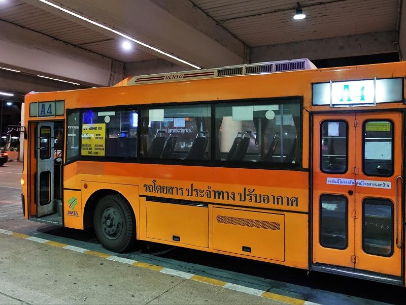 エクスプレスバスA4バス