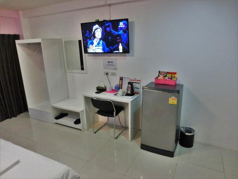 ドンムアン エアポート モダン バンコク ホテル(Donmuang Airport Modern Bangkok Hotel)客室