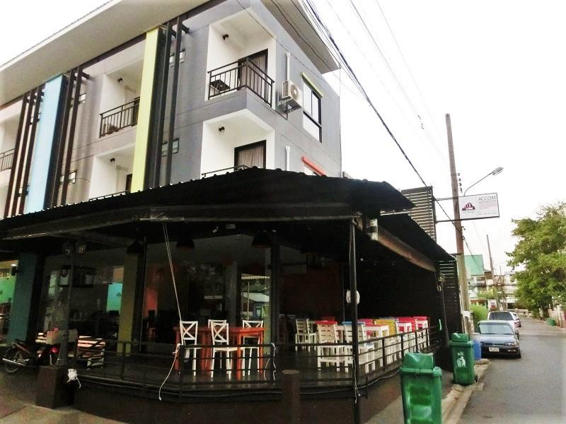 ドンムアン エアポート モダン バンコク ホテル(Donmuang Airport Modern Bangkok Hotel)