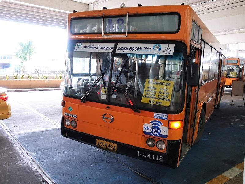 エクスプレスバスA3バス