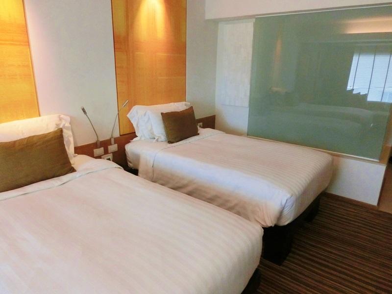 デュシットD2 チェンマイ(dusitD2 Chiang Mai)ベッド