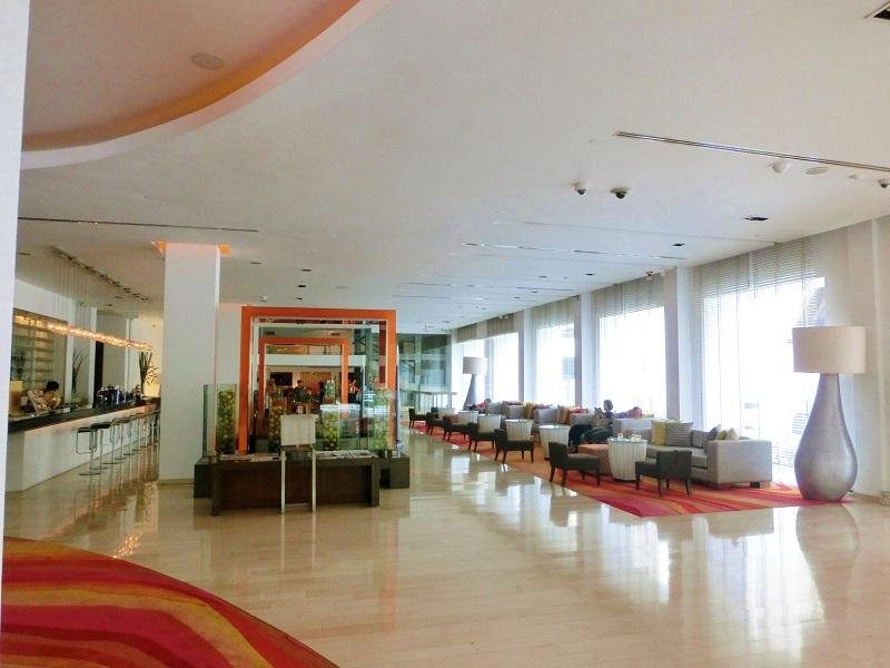 デュシットD2 チェンマイ(dusitD2 Chiang Mai)1階ロビー