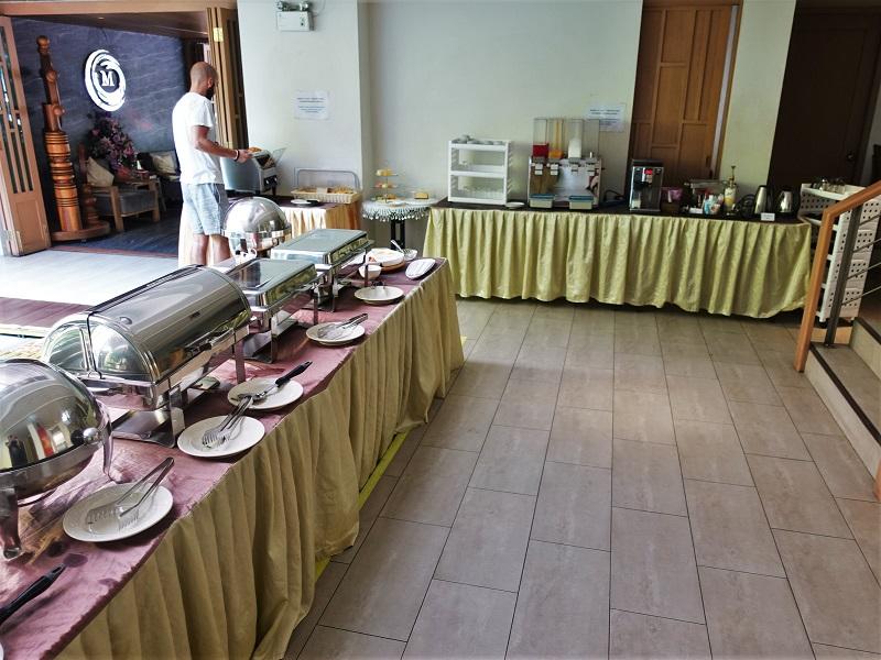 ムーンドラゴン ホテル チェンマイ(Moondragon Hotel Chiang Mai)朝食