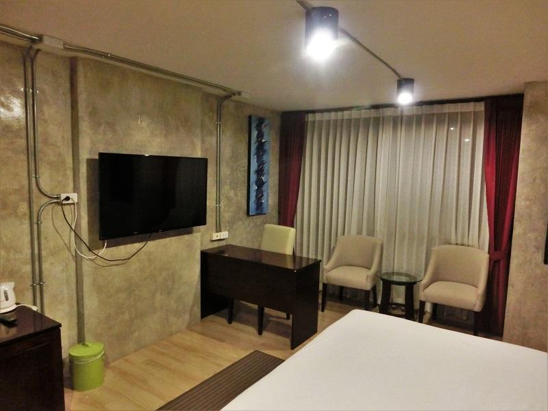 プレステージ チェンマイ(Prestige Chiang Mai)客室