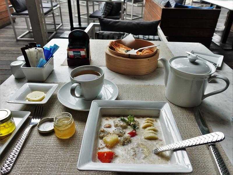 サラ アユタヤ(sala ayutthaya)レストラン朝食
