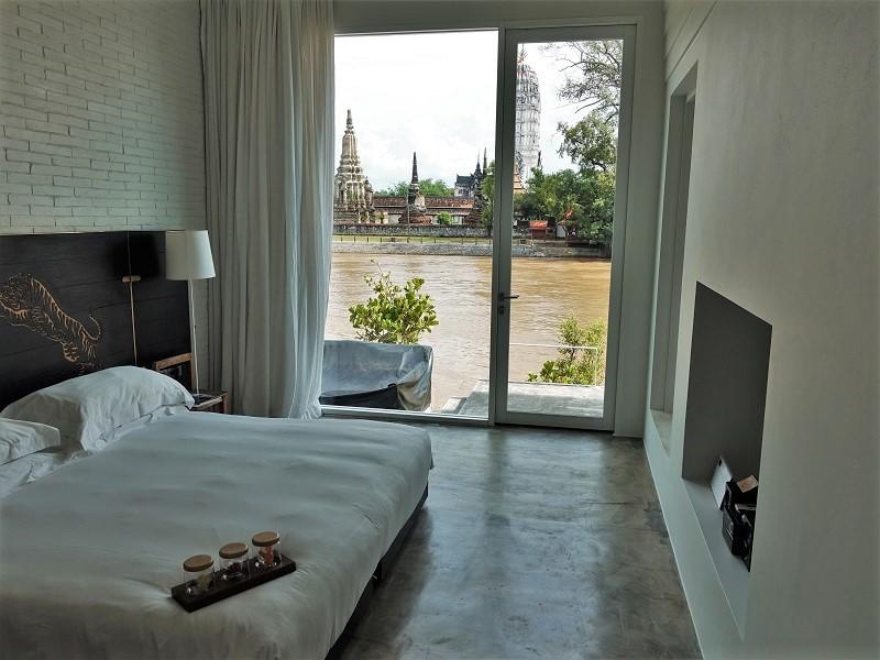 サラ アユタヤ(sala ayutthaya)客室