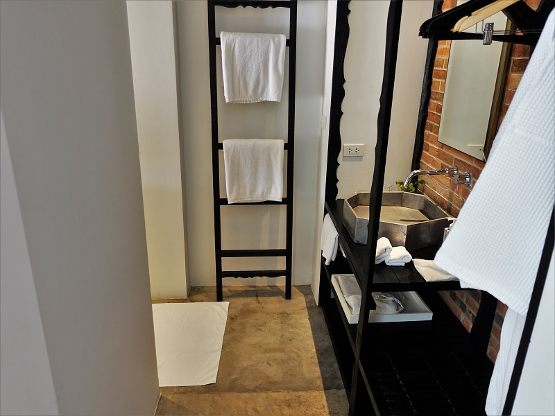 サラ アユタヤ(sala ayutthaya)洗面所
