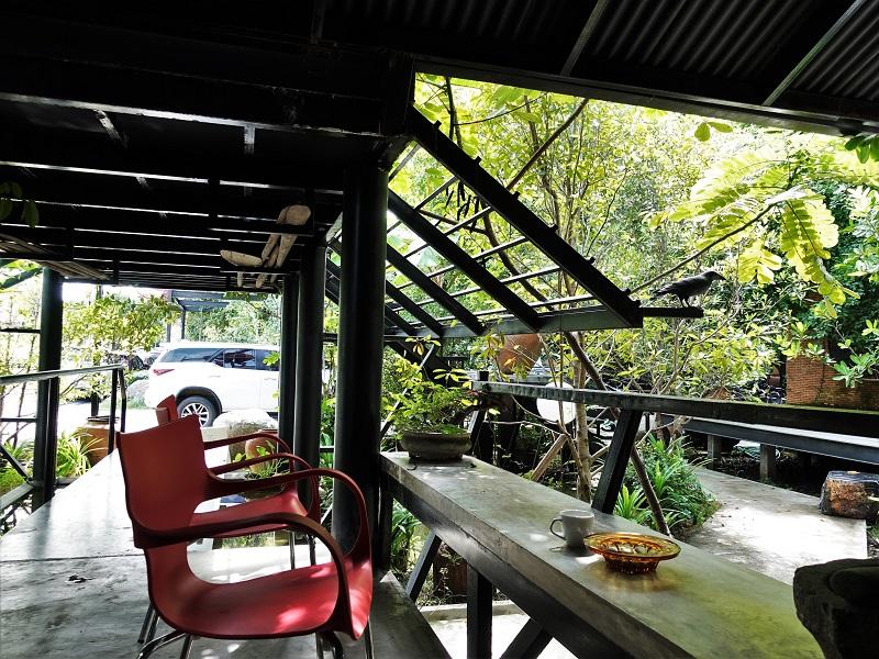 スリッパ プラナコーン シー アユタヤ ホテル(Silp-Pa Phra Nakhon Si Ayutthaya Hotel)周辺の緑