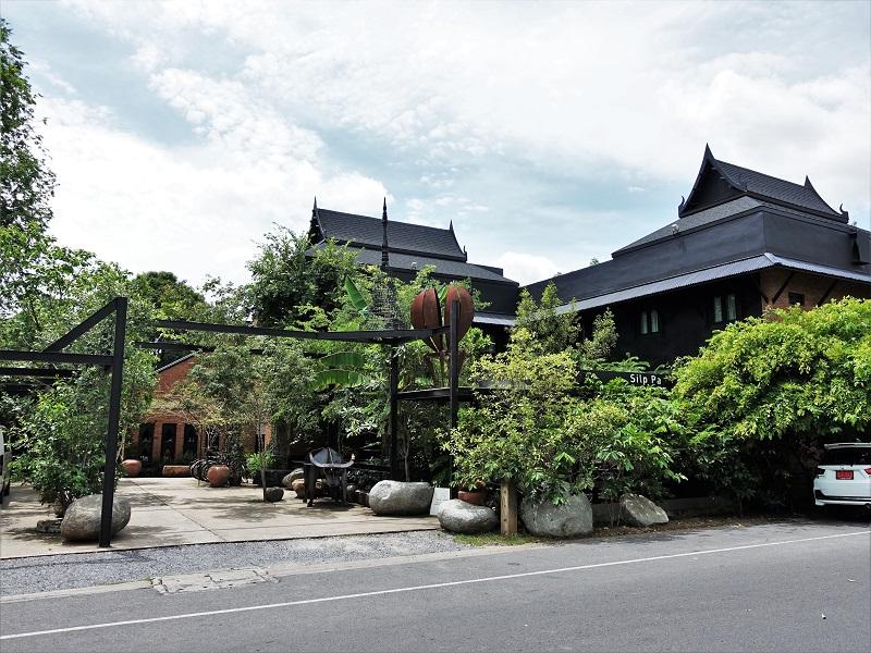 スリッパ プラナコーン シー アユタヤ ホテル(Silp-Pa Phra Nakhon Si Ayutthaya Hotel)