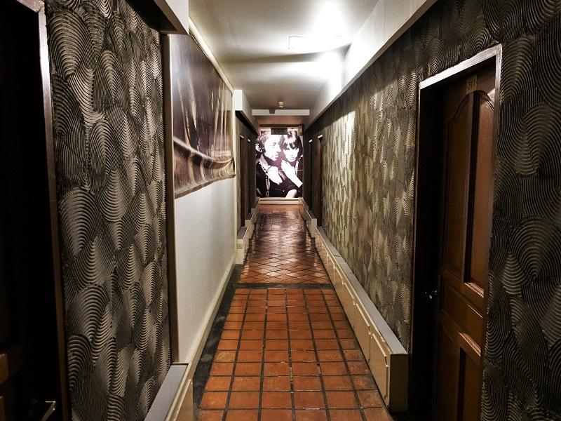 ストランド イン ホテル(Strand Inn Hotel)廊下