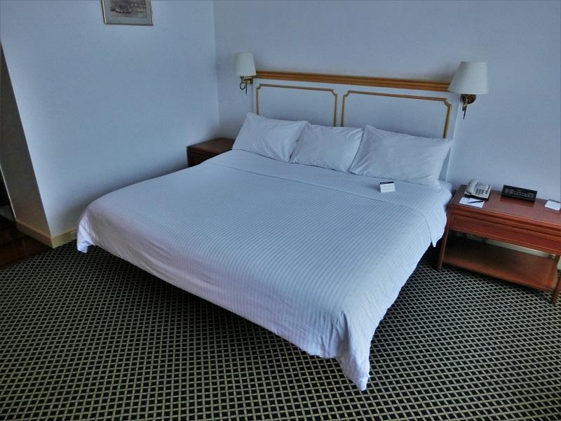 ザ タワナ バンコク ホテル(Tawana Bangkok Hotel)ベッド