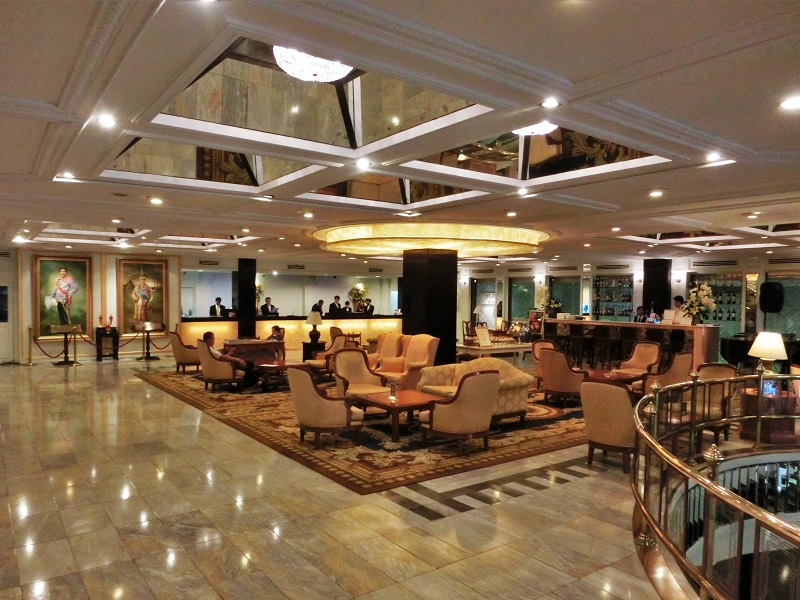 ザ タワナ バンコク ホテル(Tawana Bangkok Hotel)ロビー